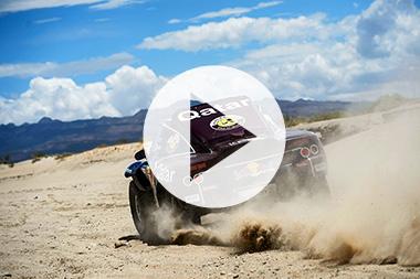 Red Bull at the 2013 Dakar Rally