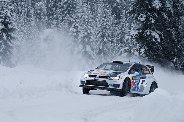 WRC shows positive signs in Sweden
