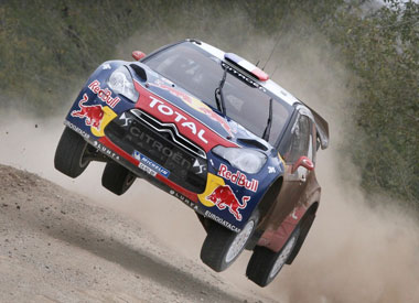 'Super Séb' Loeb is 70. Wins, that is.