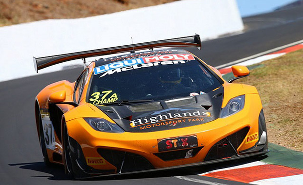 Let GT3 cars run at the Le Mans 24 Hours