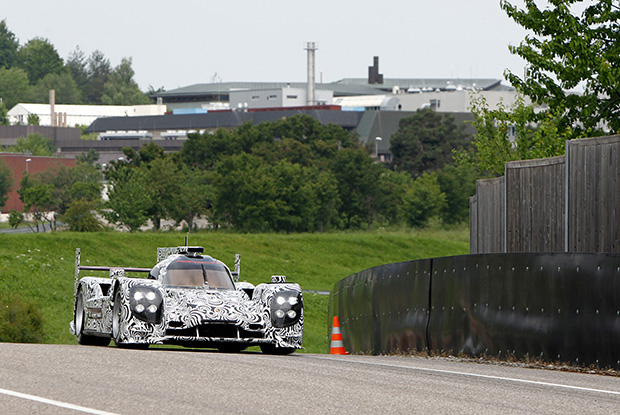Looking ahead to Le Mans 2014