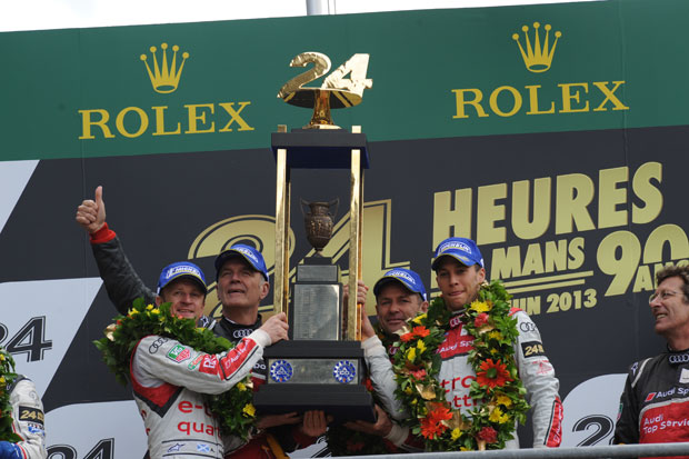 Le Mans 2013: the final hours