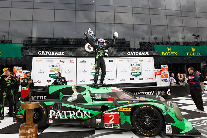 The story behind ESM's Daytona win