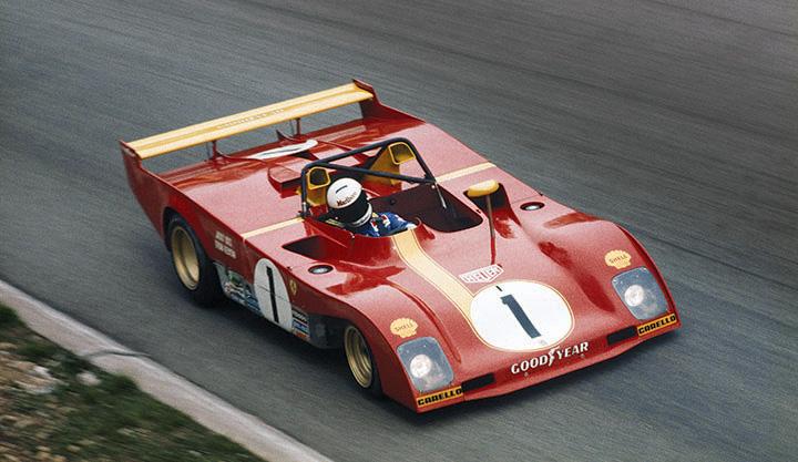Great racing cars: 1971-73 Ferrari 312PB