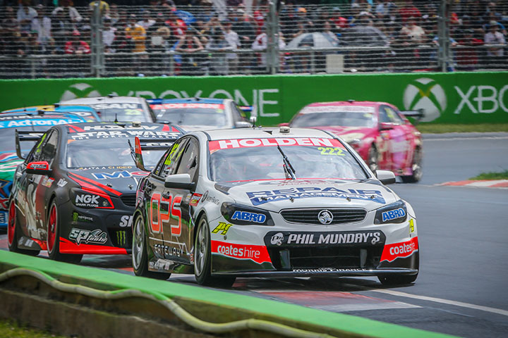 Gambling on fuel in the Gold Coast 600