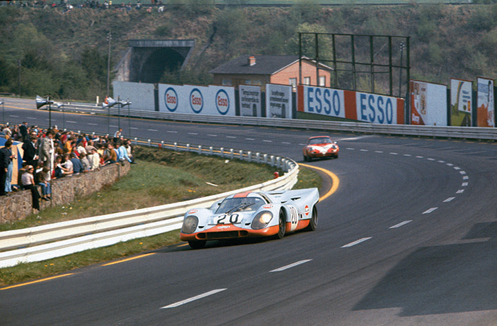 Great racing cars: Porsche 917 and 917/30
