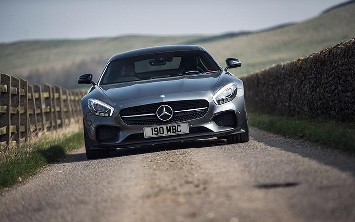 Should Mercedes build a GT4 race car?