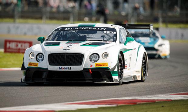 Bentley's win on home soil