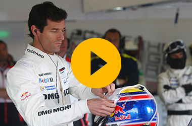 60 seconds with Webber