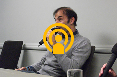 Podcast with Emanuele Pirro