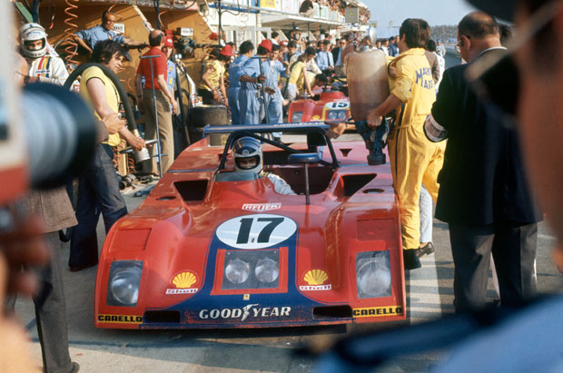 Will Ferrari return to Le Mans?