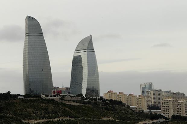 FIA GTs in Azerbaijan