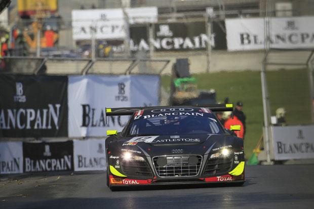 FIA GT Series finale in Baku, Azerbaijan