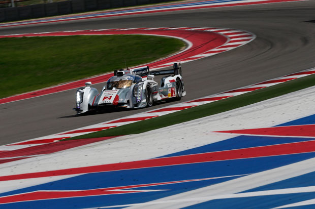 Austin offers new test of endurance