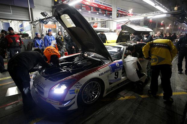 2013 Nürburgring 24 Hours report