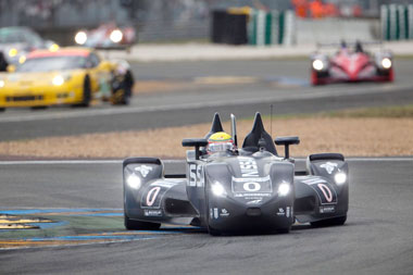 Don Panoz on the Delta Wing's future
