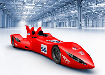 Eagle Delta Wing for 2012 Le Mans