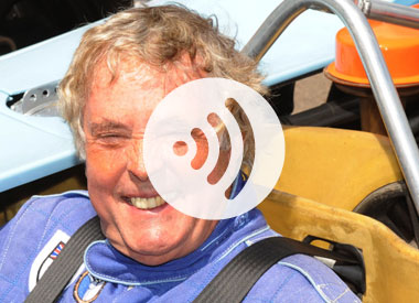 February's audio podcast (part 2) with Brian Redman