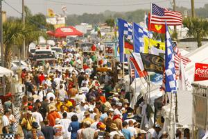 Potholes and parties at Sebring