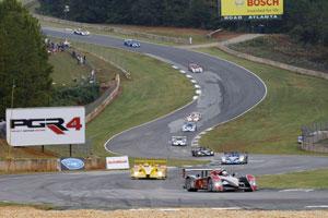 Big names at Petit Le Mans