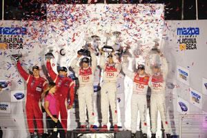 Audi's seventh ALMS win