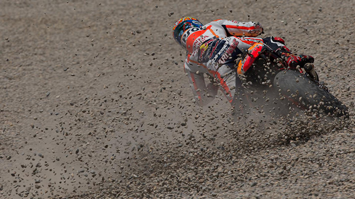 Why some MotoGP riders crash so much