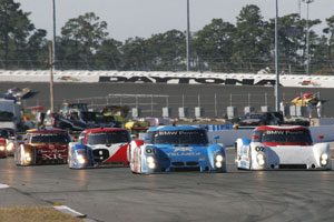 Brundle/Blundell star at Daytona