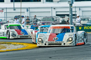 Donohue beats Montoya at Daytona