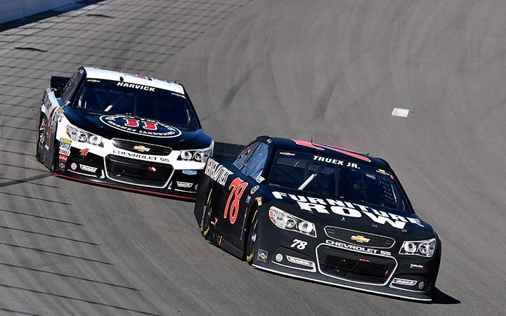 NASCAR at mid-season