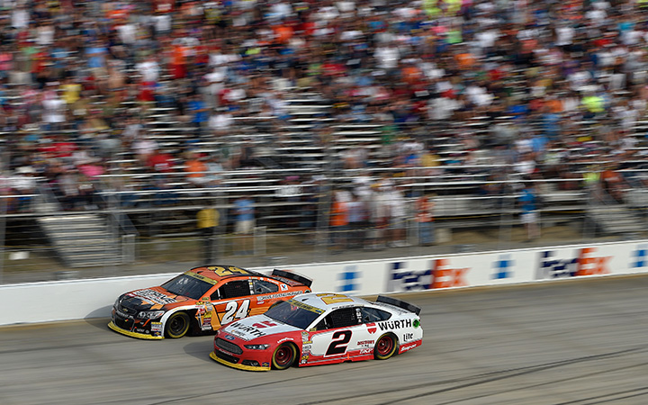 Changes coming for NASCAR