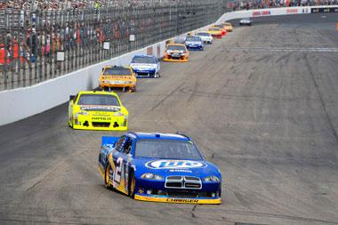 NASCAR update