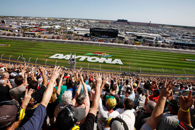 The Daytona 500: NASCAR gets started