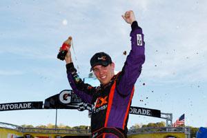 Hamlin's NASCAR championship challenge