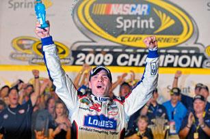 Johnson sets new NASCAR record