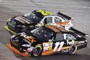 NASCAR's men in the Chase