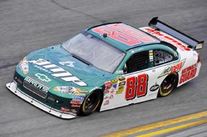 Dale Jr's toughest NASCAR test