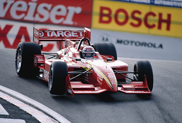 Great racing cars: 1997 Reynard 97i