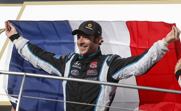 Pagenaud wins GP of Indy