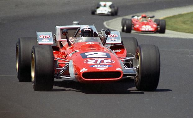 The racing wisdom of Mario Andretti