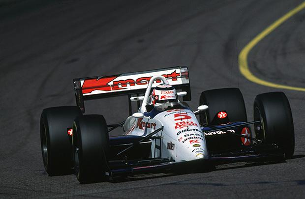 Andretti vs Mansell