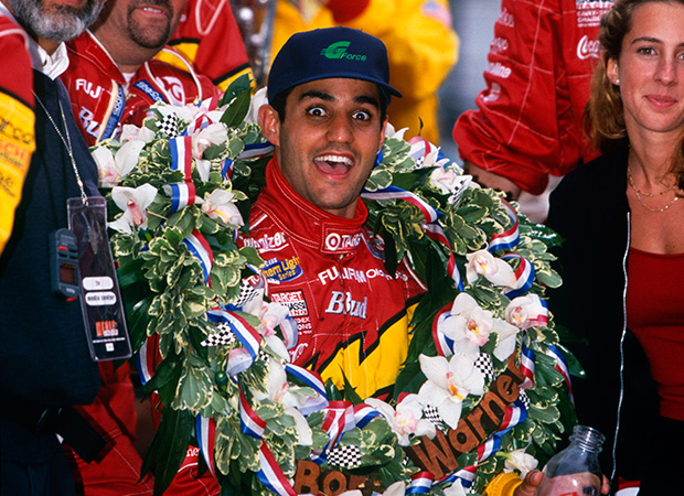 Montoya's surprise move to IndyCar