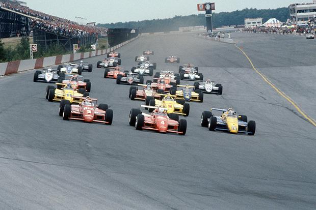 Pocono's 2013 IndyCar revival