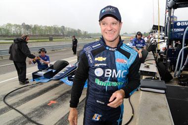 Rubens Barrichello's new life in IndyCar