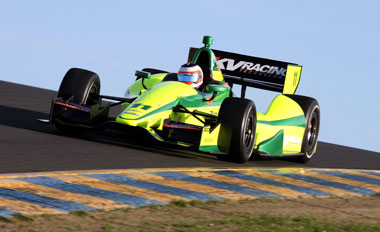 Rubens Barrichello to IndyCar with KVRT