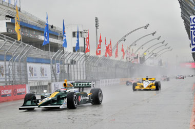 IndyCar to visit China in 2012