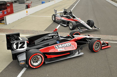 Franchitti's hopes for new Indycar