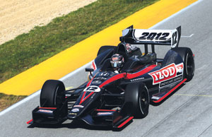 IndyCar delays aero kit plan