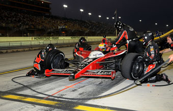 Firestone confirms IndyCar withdrawal