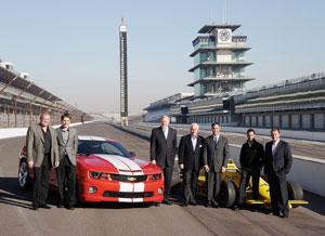 GM confirms Indy racing return