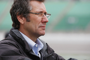 Tony George replaced by IMS executives